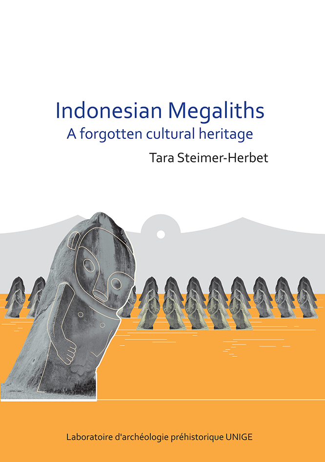 la couverture de Indonesian Megaliths